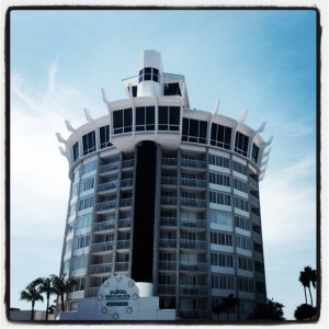 Revolving St. Pete Beach Restaurant