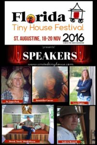 Tiny House Communities in Florida, Tiny House Fest in November