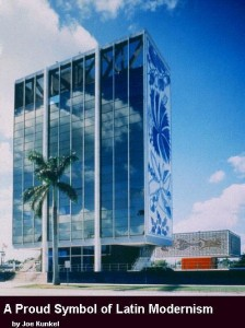 See Bacardi Building In Miami