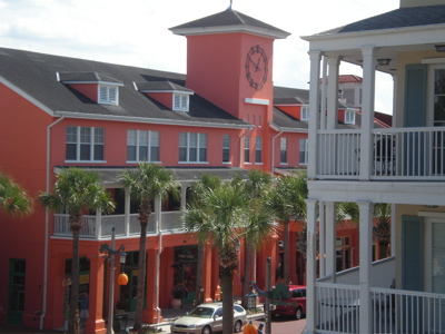 Celebration, Florida, in Kissimmee