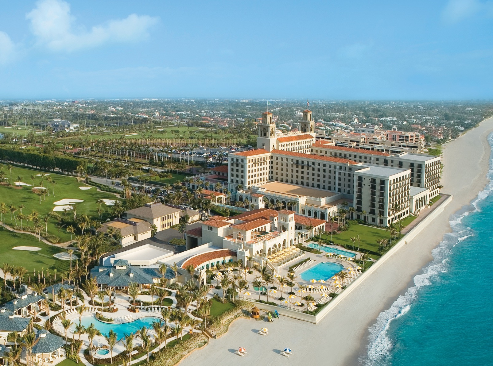 Breakers Hotel Palm Beach