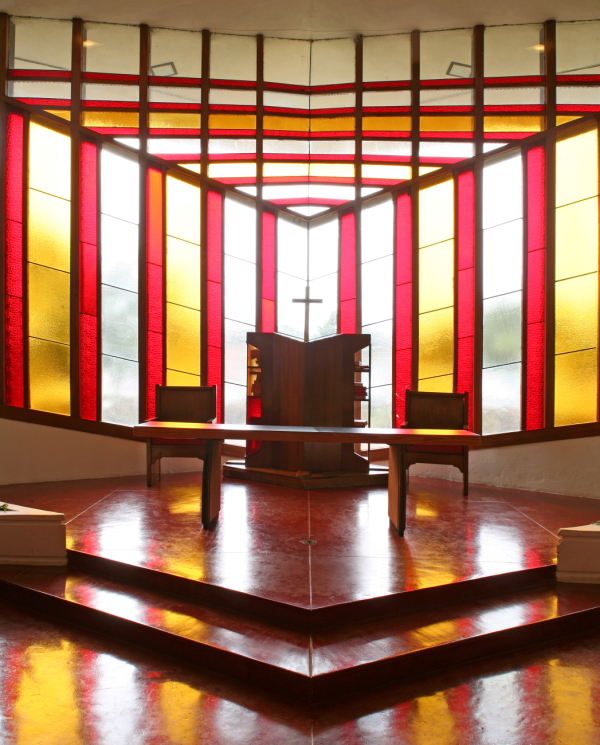 Chapel at Florida Southern