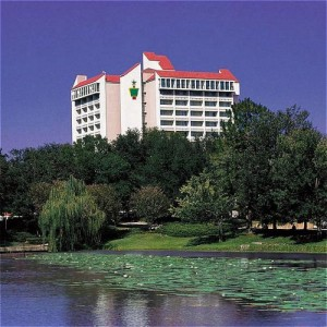 Holiday Inn Revamp for Lake Buena Vista