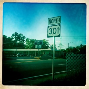 Route 301 Route Through Florida; Watch Out for Speed Traps