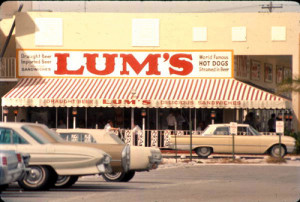 Remembering Lum's in Fort Lauderdale, Miami