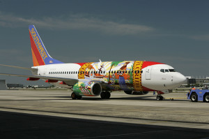 Southwest Introduces Florida Plane