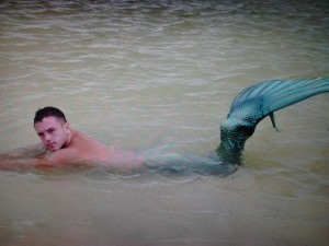 Meet the Wacky Merman of Crystal River