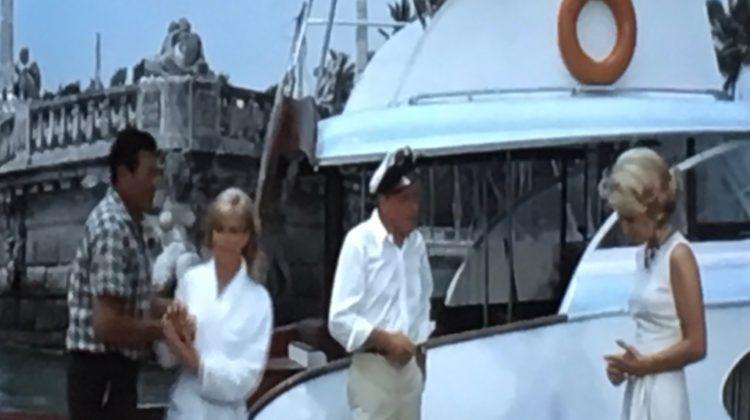 Sinatra and Tony Rome's 1967 Miami