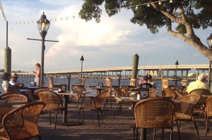 Bradenton Florida Is Filled With Waterfront Restaurants And One Of The More Delightful Pier 22 In Downtown Located A Handsome 1928