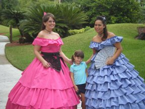 Cypress Gardens Belles Are Back!
