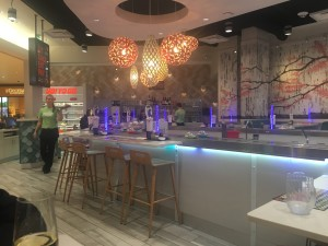 Yo Sushi Wraps Circles Around Sarasota's University Town Center