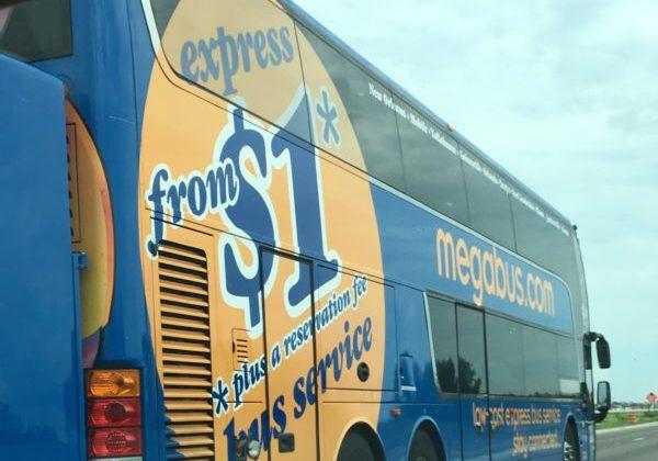 Cheap Getting Around Florida on Megabus