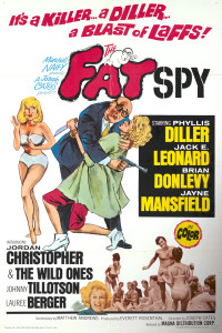The Fat Spy: Phyllis Diller in Cape Coral